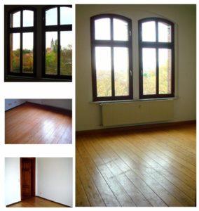 Altes Pfarrhaus Bernburg WG-Zimmer