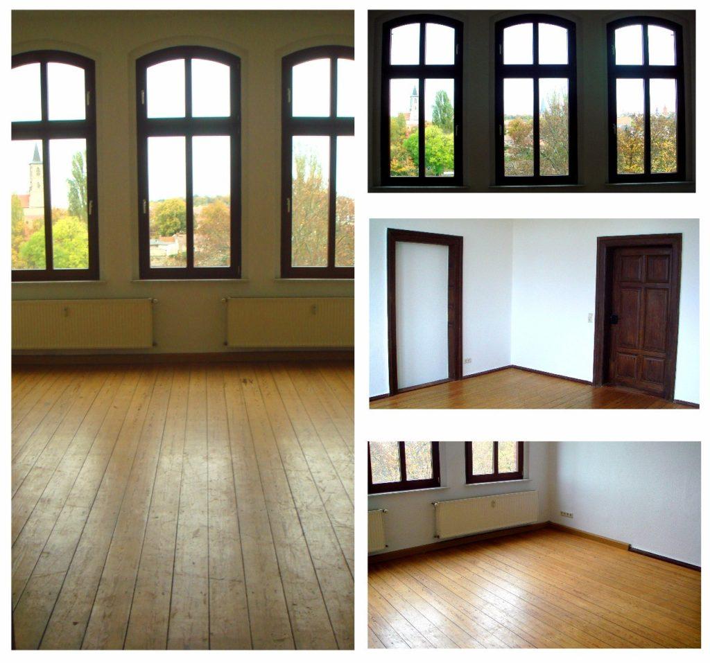 Zimmer mit 25 m² frei