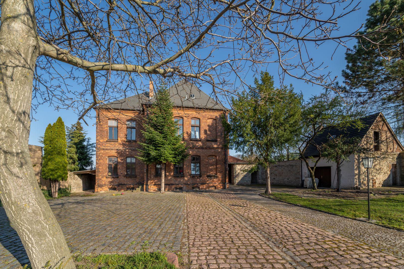 Altes Pfarrhaus Bernburg: Alle Zimmer vermietet